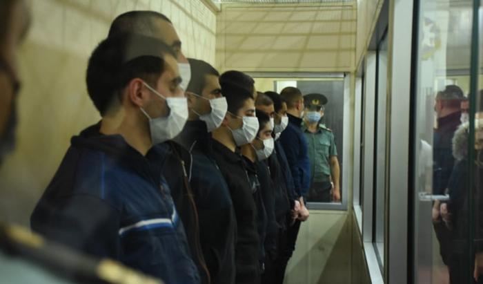 الحكم على 13 من أعضاء القوات المسلحة الأرمينية