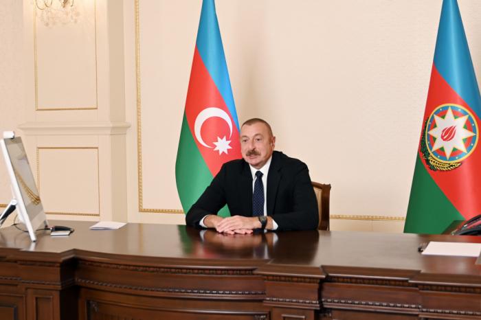 Le président Aliyev alloue 3 millions de manats à la construction d