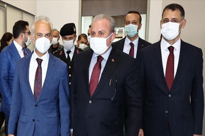 Des présidents des parlements turc et pakistanais sont arrivés en Azerbaïdjan - Mise à Jour