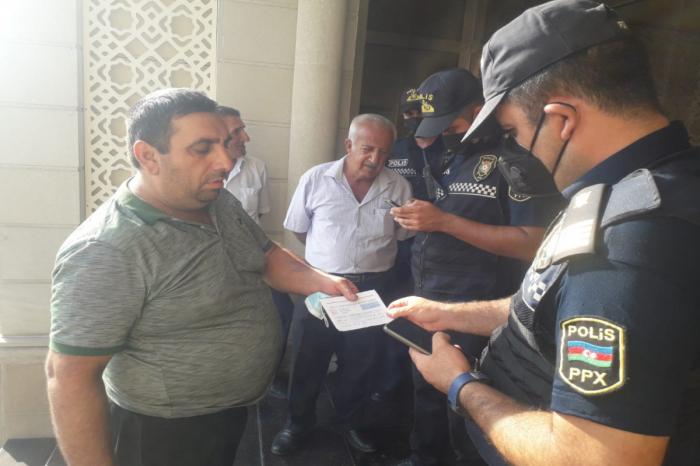 COVID-19 pasportu olmayan 30 nəfər toya buraxılmayıb