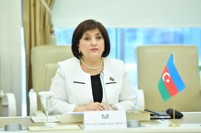 Les relations Azerbaïdjan-Pakistan-Turquie sont basées sur la confiance mutuelle entre nos peuples, Sahiba Gafarova