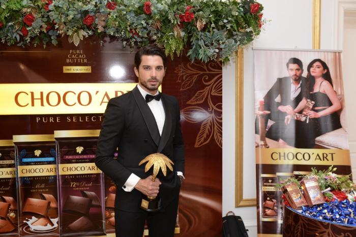 """""""Choco Art"""" ilin ən yaxşısı adına layiq görüldü"""