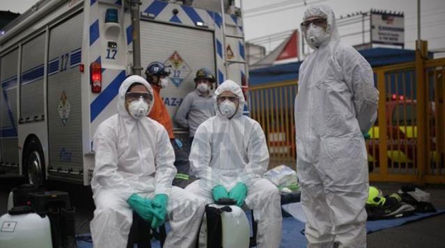 تجاوز عدد المصابين بفيروس كورونا 190 مليونا - صور