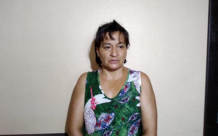 Hacıqabulda 40 yaşlı narkotacir qadın tutuldu -    FOTO
