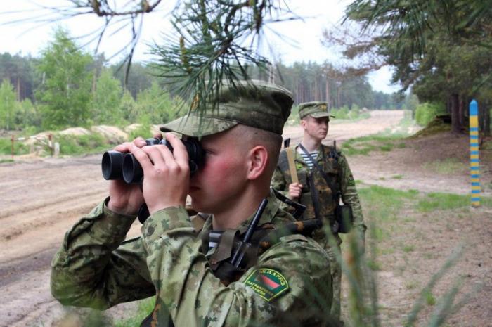 Belarus Ukrayna ilə sərhədləri bağladı