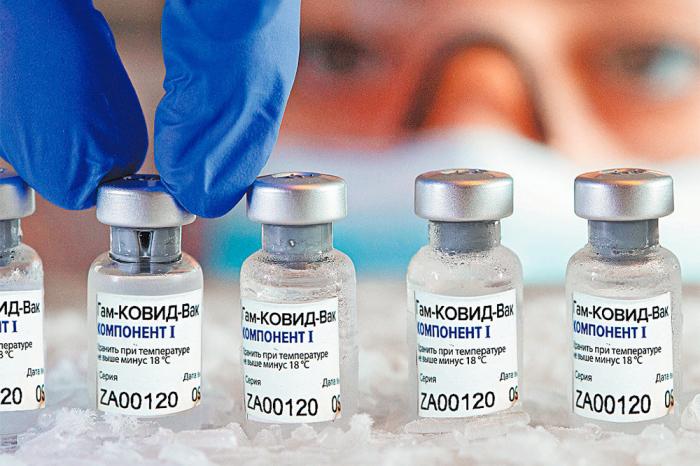 Ukraynadan vaksin rekordu:   1 günə 120 min nəfər peyvənd olundu