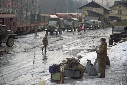 Sovet ordusu Almaniyadan çıxarkən nələr olub?