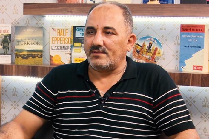 """""""Qarabağ bizimdir"""" dediyim üçün gözümü çıxartdılar"""" -  Hərbi əsir (VİDEO)"""