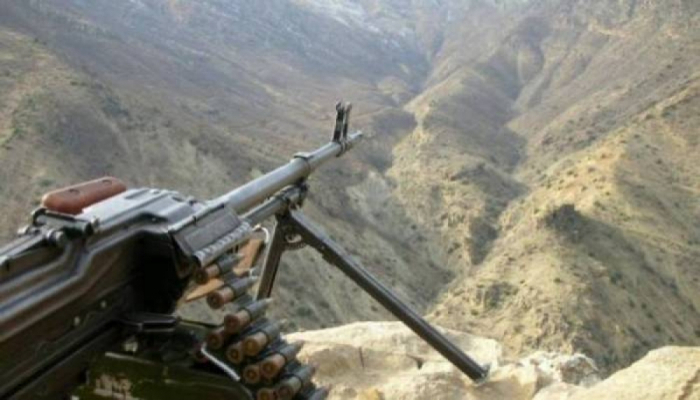 مواقع الجيش الاذربيجاني في كالباجار تتعرض لإطلاق نار كثيف