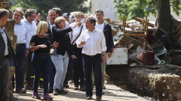 """Merkel:   """"Brauchen sehr langen Atem"""""""