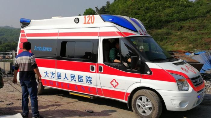Çində avtobus aşıb:    ölənlər var