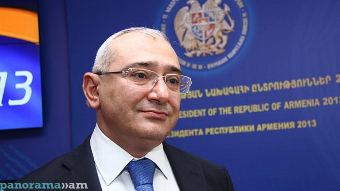 Ermənistanın MSK rəhbəri infarkt keçirtdi