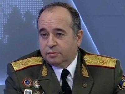 Ermənistanda müdafiə nazirinə yeni birinci müavin təyin edildi