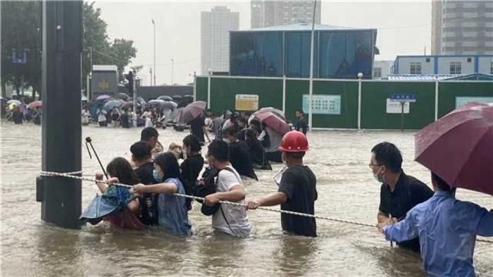 Çində yağışlar 25 nəfərin ölümünə səbəb olub