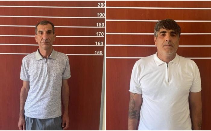 Hacıqabulda reyd keçirildi, silah və narkotik saxlayanlar aşkarlandı