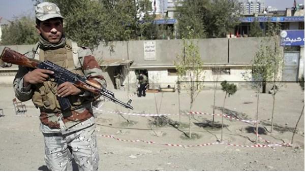 Əfqanıstanda törədilən partlayışda 8 polis və hərbçi öldü