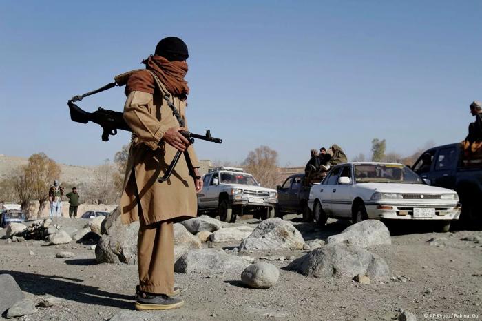 """""""Taliban""""ın kəşfiyyat rəhbəri məhv edilib"""