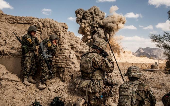 """Əfqanıstan ordusu daha 187 """"Taliban"""" yaraqlısını məhv edib"""