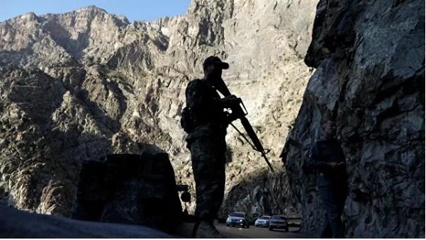 Əfqanıstan ordusunun helikopteri vuruldu