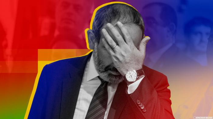 """İrəvanda """"diplomatiya savaşı"""":   Paşinyan Qərblə Rusiya arasında qalıb"""