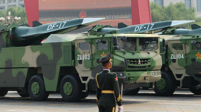 """""""Washington Post"""":    """"Çin ballistik raketlər üçün 100-dən çox şaxta tikir"""""""
