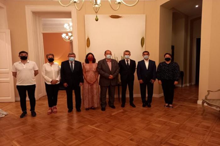 Des députés français effectuent une visite en Azerbaïdjan
