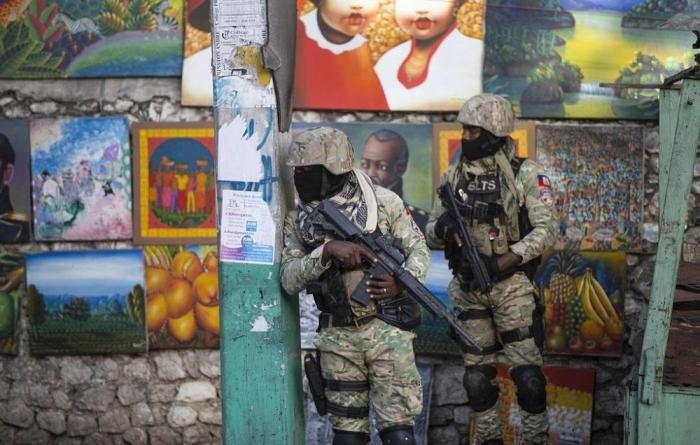 Haitidə hərbi vəziyyət elan olundu