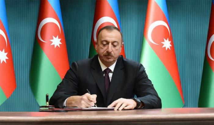 Azərbaycan Qazaxıstana yeni səfir təyin etdi