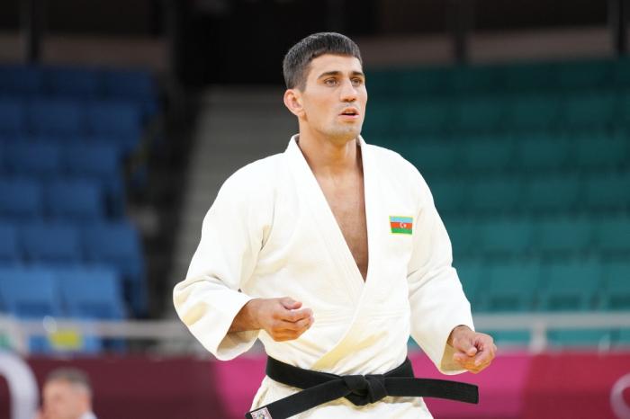 El judoca azerbaiyano comienza los Juegos Olímpicos de Tokio con una victoria
