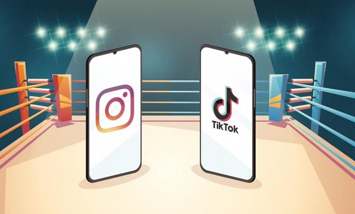 """""""Instagram""""ın son cəhdi: Sosial şəbəkə """"TikTok""""la döyüşə hazırlaşır"""