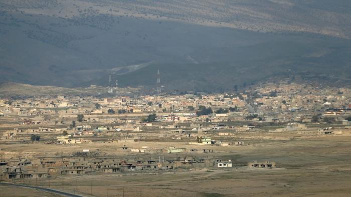 İraqda helikopter qəzası: