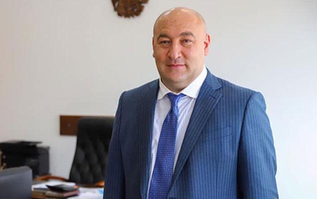 Ermənistanda şəhər meri həbs edildi