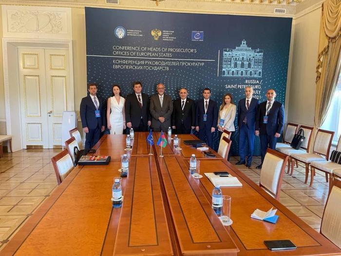 Meeting of prosecutors general of CIS member-states held in Russia