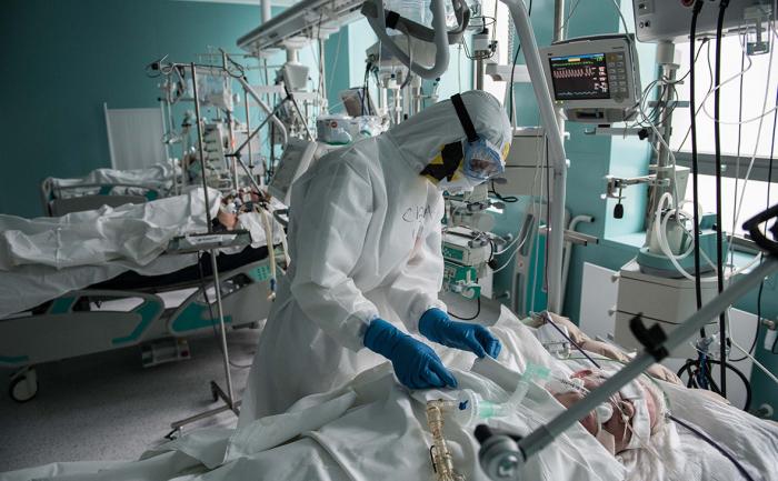 Rusiyada koronovirus ölümləri  rekord vurdu