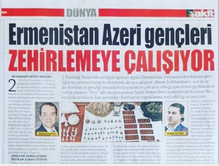 """""""Patı"""" Xankəndindən gəlir? Məsələ Türkiyə gündəmində"""