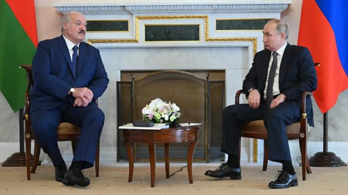 Putin Belarusu etibarlı tərəfdaş adlandırıb