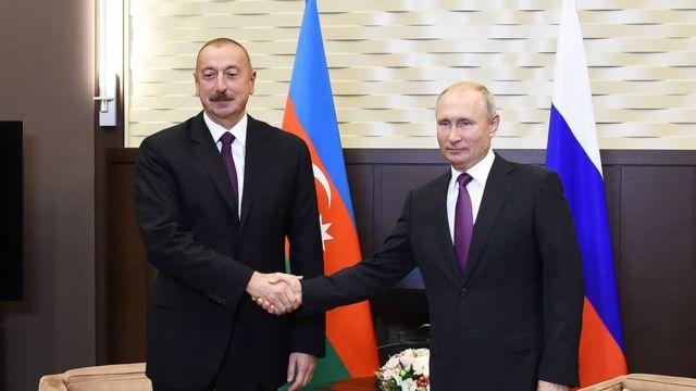Putin-Əliyev görüşünün nəticələri və suya düşən erməni illüziyaları
