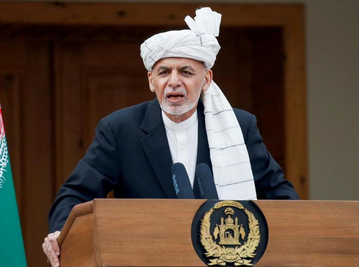 """""""Taliban"""" Prezidentin istefası tələbini təkzib etdi"""