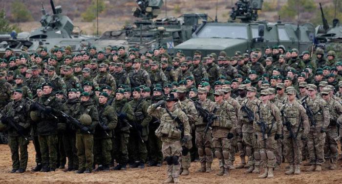 NATO Rusiyanın şimal sərhəddinə xüsusi təyinatlılar yerləşdirdi