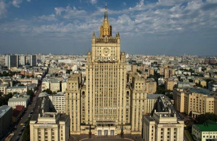 نائب وزير الخارجية الروسي يناقش قضية كاراباخ مع الرؤساء المشاركين