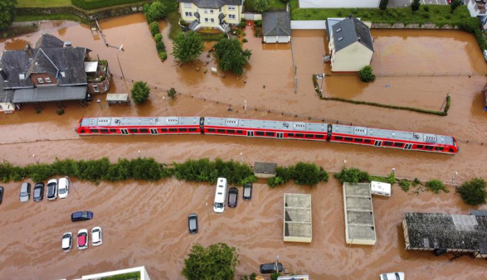 No Azerbaijanis among victims as result of natural disaster in Western Europe