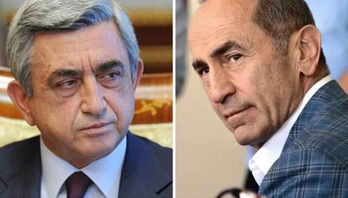 """""""Qarabağ klanı"""" parçalanır:  Sərkisyandan Koçaryana ağır ittihamlar"""