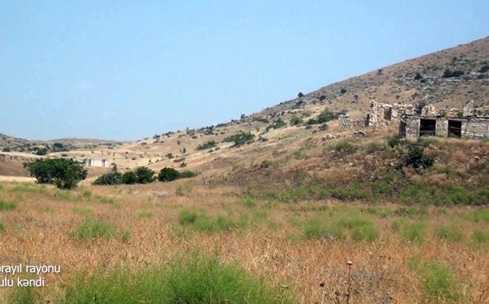 UneVidéodu village de Sofoulou de la région de Djabraïl a été diffusée