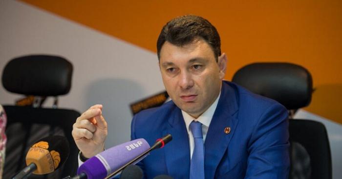 """""""Ermənistan suverenliyini itirib""""-   Şarmazanov"""