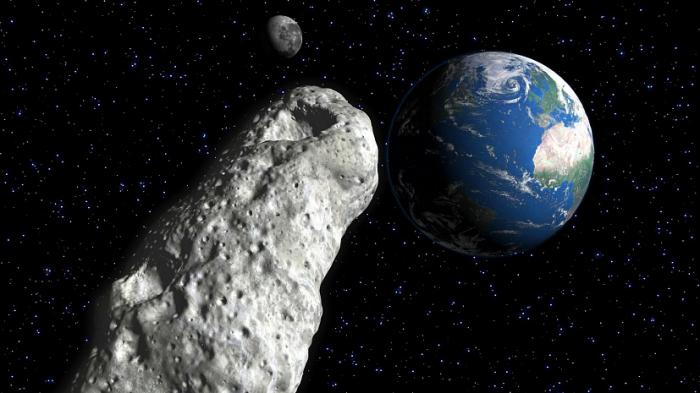 Yer kürəsinə nəhəng asteroid yaxınlaşır-   NASA