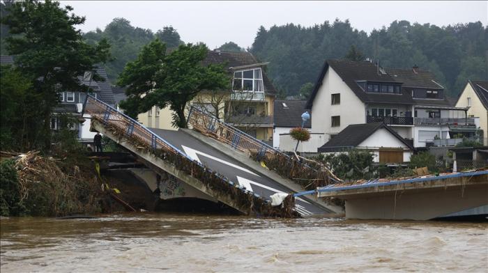 Le bilan des victimes des inondations s'alourdit à 103 morts enAllemagne
