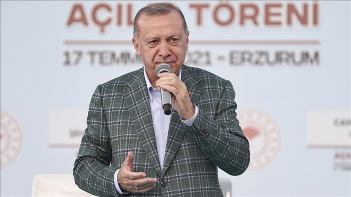 Erdogan effectuera une visite officielle en République turque de Chypre du Nord