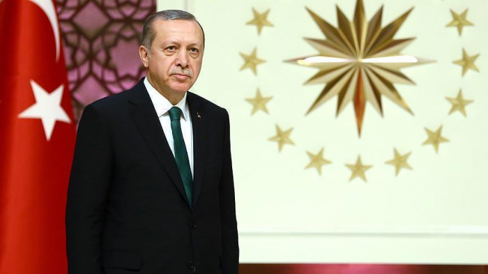 Le président turc Erdogan exprime des vœux pour l