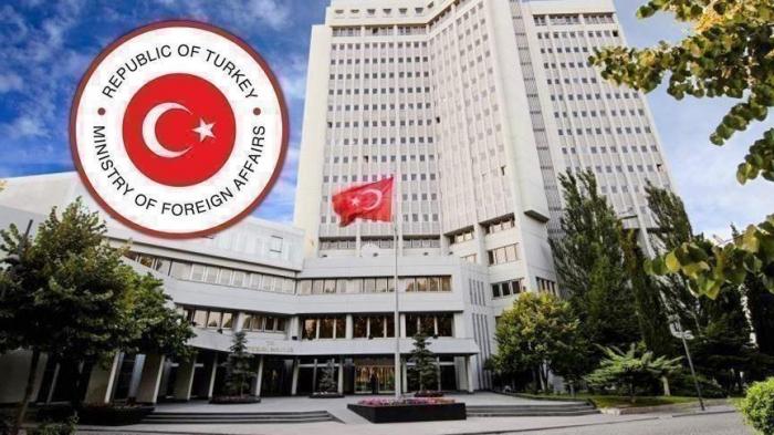 La Turquie rejette totalement la déclaration du CS des Nations Unies sur Maras