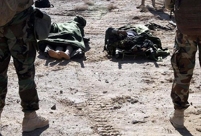 """""""Taliban"""" özü qurduğu tələyə düşüb:   12 yaraqlı öldü"""